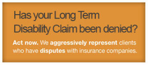 Have you been denied a disability claim?